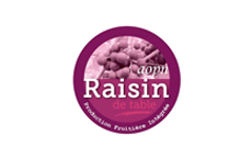 Logo Raisin de table